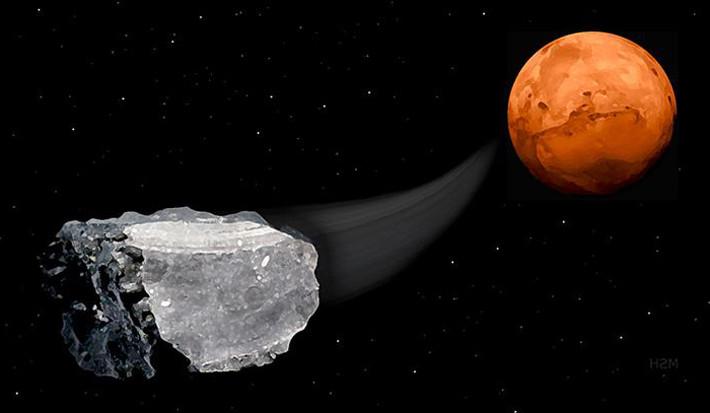 Метеориты с Марса