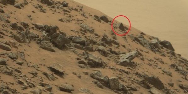Пирамида ни Марсе