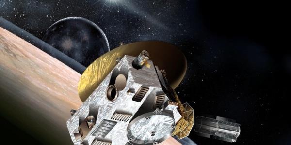 Новые горизонты космический корабль