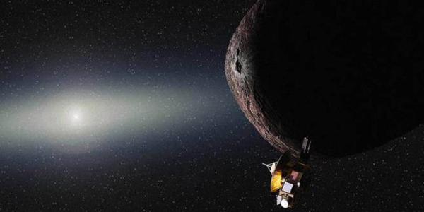 Новые Горизонты пролетел Плутон