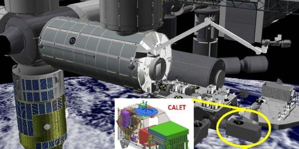 Телескоп на МКС