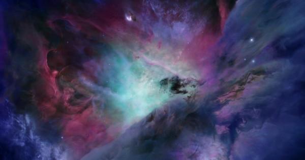 Галактика Ориона Хаббл