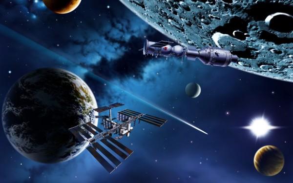 Проекты освоения космоса