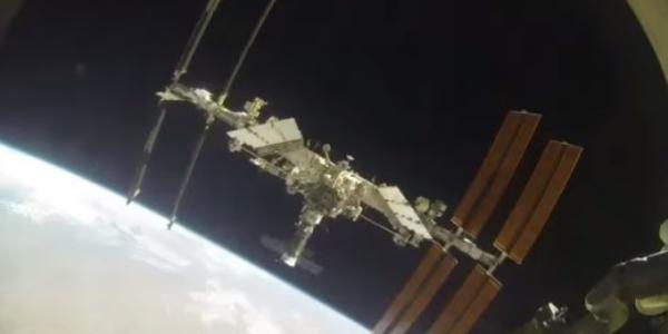 Стыковка МКС и ракеты