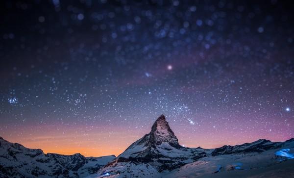 Наблюдения за звездами