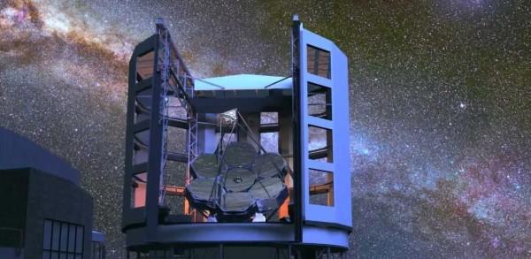 Гигантский Магеланов Телескоп