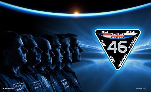 Экипаж 46 экспедиции на МКС