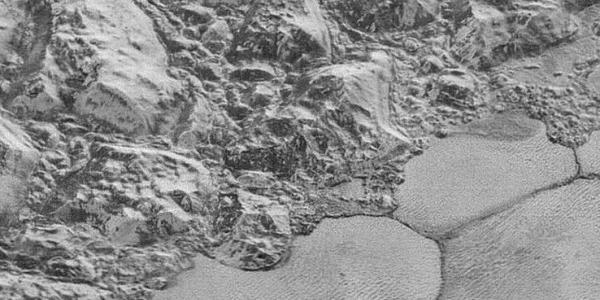Новые фото Плутона