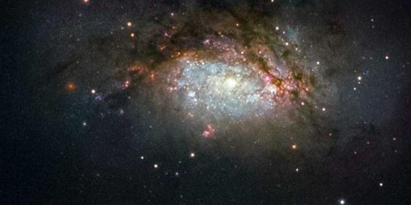 Галсктика NGC 3597