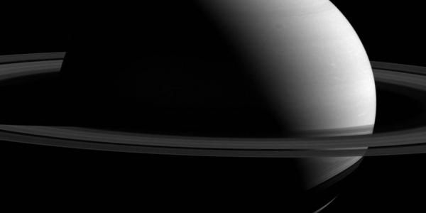 Сатурн и Тетис
