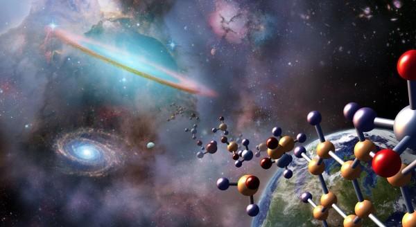 Жизнь из космоса