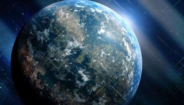 Земля уникальная планета