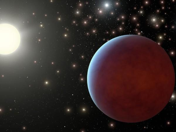 Гигантские экзопланеты