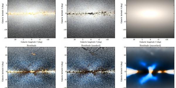 Снинки телескопа WISE