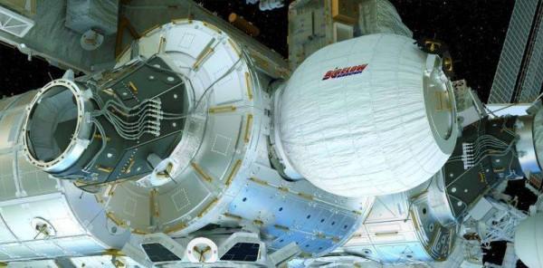 Надувной модуль МКС