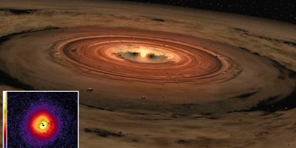Протопланетный диск