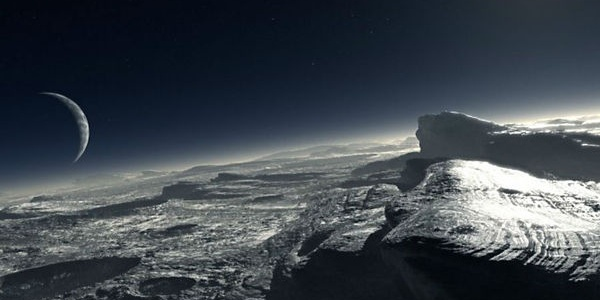 Ученые: взаимодействие Плутона с солнечным ветром уникально