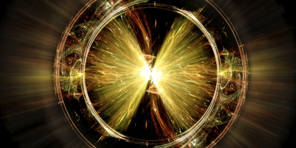 Higgs boson particle