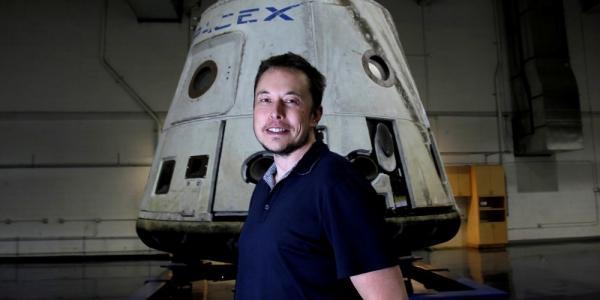 Илон Маск, основатель SpaceX