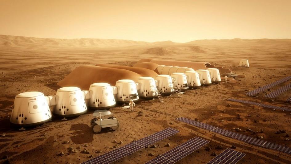 Обама пообещал отправить людей наМарс к 2030г