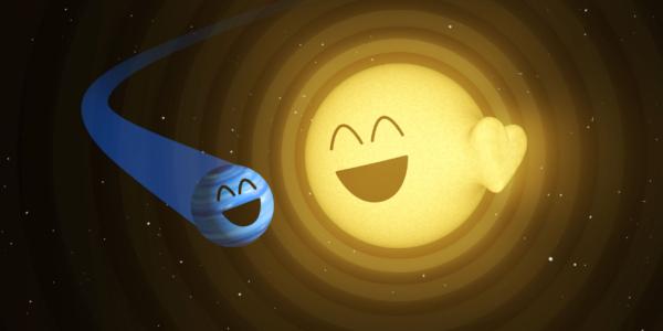 Космические отношения любовь и верность!