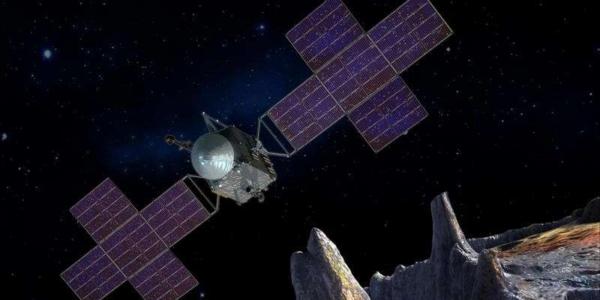 Металлический астероид Психея – войны за металл