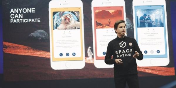 Смартфон – билет в космос