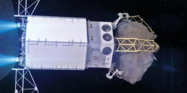 Миссия NASA по перенаправлению астероидов закрывается
