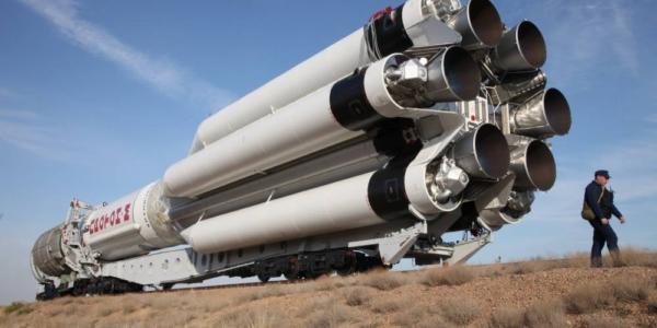 Российский Протон готов развернуть телекоммуникационный спутник для Hispasat