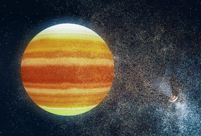 Сенсация - на планетах вокруг пульсаров есть жизнь!
