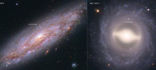 Стремительное расширение Вселенной не остановить!