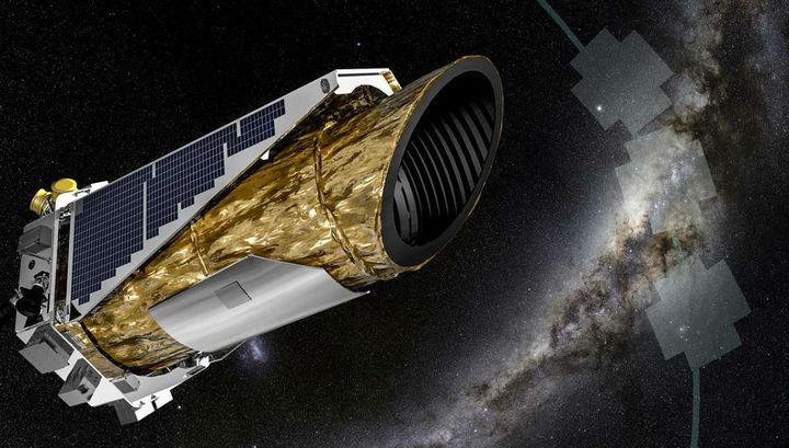 У космического телескопа Кеплер больше нет сил. Что его ждет?