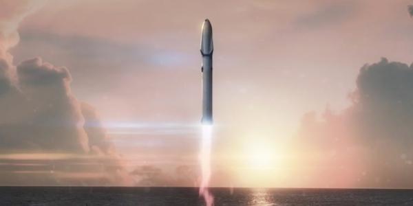 Big Fucking Rocket: SpaceX построит ракету нового поколения в Лос-Анджелесе