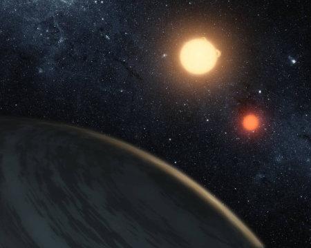 Двоичные звездные системы плодят новые орбитальные миры