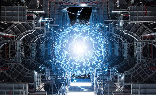 Призрачные молниеподобные волны внутри ядерного реактора подарят миру чистую энергию ядерного синтеза