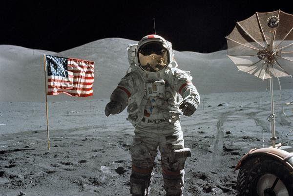 Лунная пыль может убить человечество