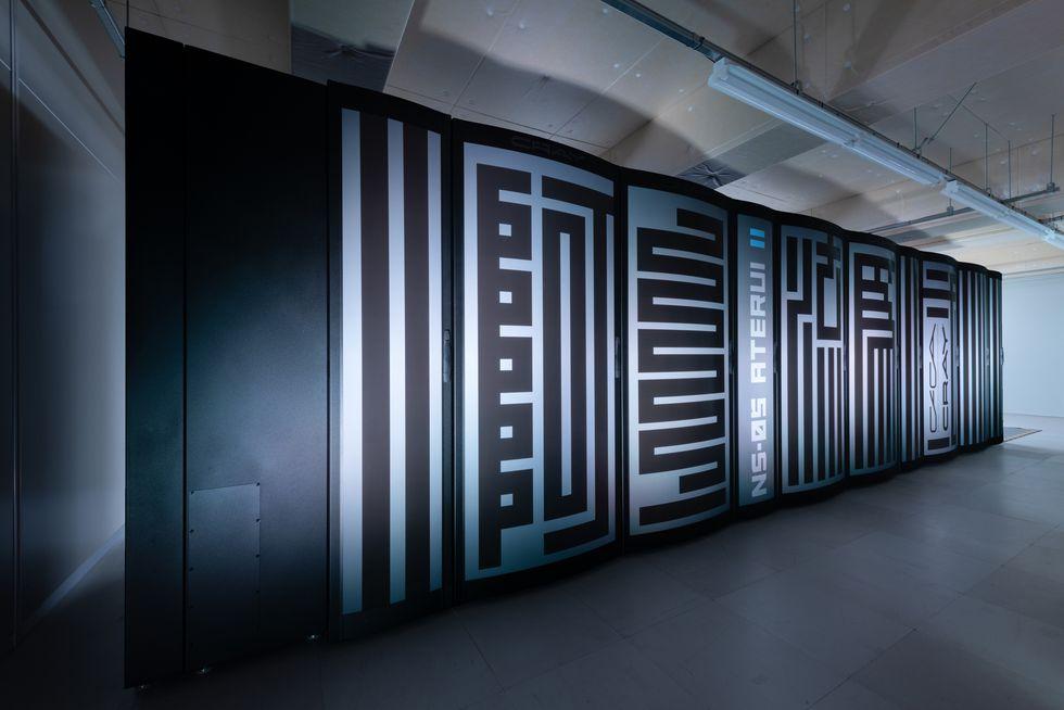 Самый быстрый в мире японский компьютер вышел в онлайн