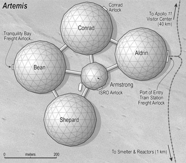 Интервью с автором Артемиды Энди Вейером. Что он думает о планах NASA по Луне?