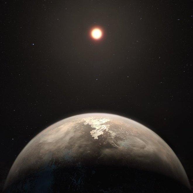 Ближайшая планета оказалась пригодной к жизни