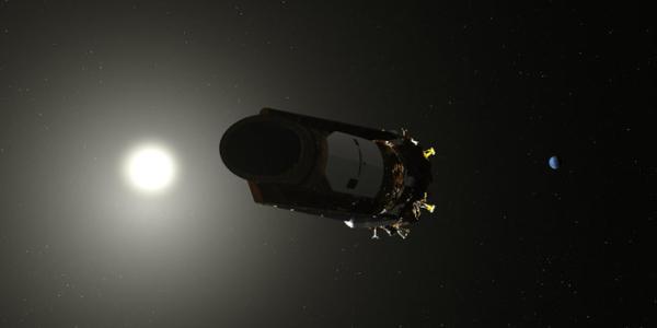 Старик Кеплер - телескоп-охотник за планетами борется за жизнь