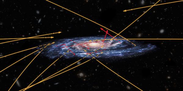 Тринадцать супербыстрых чужеродных звезд вторглись в Млечный путь
