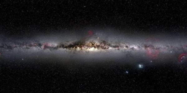 Астрономы зафиксировали упорную борьбу между галактиками! Как это выглядит?
