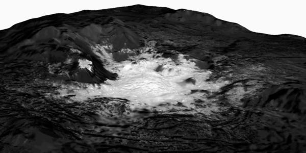 Рассвета больше не будет! NASA сворачивает миссию по наблюдению за Поясом астероидов