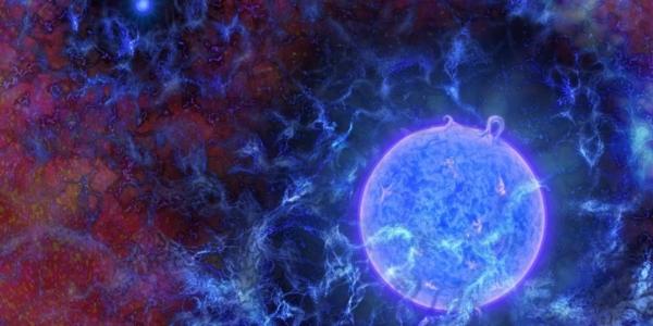 Скоро человечество сможет увидеть первые супергигантские звезды Вселенной