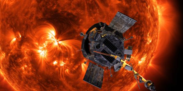 Первое путешествие вокруг Солнца, которое мы можем увидеть собственными глазами