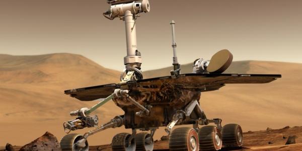 NASA делает последнюю попытку разбудить Opportunity на Марс