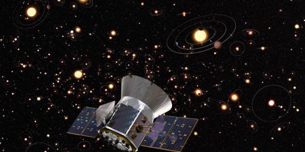 TESS будет искать обитаемые планеты