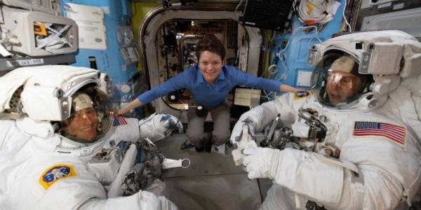 Первый женский космический дуэт так и не состоялся