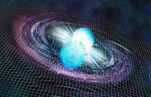 Система ЛИГО-Вирго фиксирует два всплеска в космосе