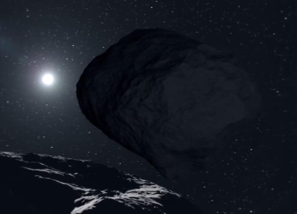 Известный астрофизик (и гитарист) рассказывает все об амбициозной миссии по спасению человечества от астероидов